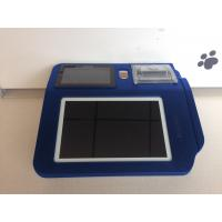 """Android 4.4.2 Wireless POS Terminal Lightweight with 7"""" TFT LCD Screen"""