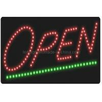 China Famous LED Open Sign on sale