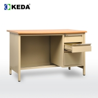 Quality 75cm Height Steel Office Table for sale