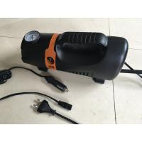 Buy cheap 2017 New AC 220V / DC12V Vehicle Air Compressor with Digital Display product