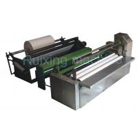 Buy cheap Full Servo Non Woven Roll To Sheet Cutting Machine Environment Friendly product