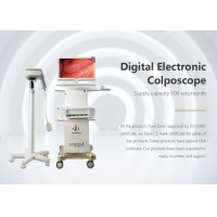 Quality Medical Handle Digital Electronic Colposcope For Gynaecology for sale