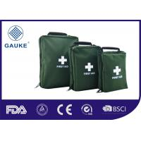 Quality British Standard First Aid Refills Kit Nylon Bag Waterproof 3 Sizes Available for sale