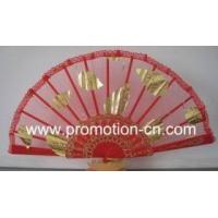 China Lace Plastic Fans on sale