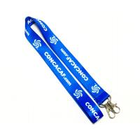 Quality Heat Transfer Lanyard Soccer Event Members Attachments Football Match Neck Strap for sale