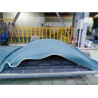 Quality Laminated Glass Furnace for Bending Glass with SIEMENS PLC 2200x3200mm for sale