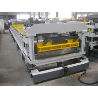 Buy Automatic 1200mm width Metrocopo Tile Roll Forming Machine with CE certificate 380V at wholesale prices