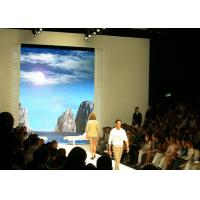 China High Resolution P6 Indoor Full Color LED Display , Fashion Show Led Video Wall Rental on sale