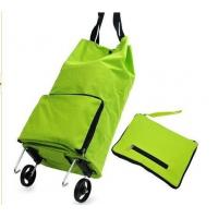 Buy cheap Folding shopping bag with wheels product