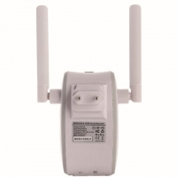 Quality 300mbps Wifi Router Long Distance Wifi Extender UK Plug Type for sale
