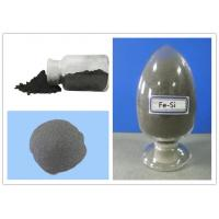 Buy cheap Flammable Low Carbon Reductant Fe - Si Alloy Powder C 0.2% Controlled Particle Size product