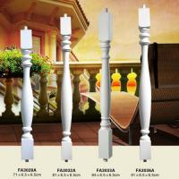 Quality Durable Material Ployurethane Baluster for Home Decor for sale
