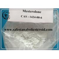 Quality Mesterolone ProvironOral Anabolic Steroids For Body building , CAS 1424-00-6 for sale