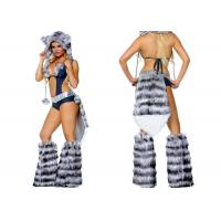 Sexy Midnight Wolf Adult Party Costumes Dance For Halloween Christmas Bar