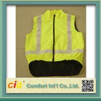 Quality Waterproof Warmly And Safety Reflective Safety Vests with Pockets S - 3XL for Traffic Workers for sale