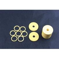 Quality High Density Polyurethane Foam Products Elastomer Automotive Brake Damper For Shock for sale
