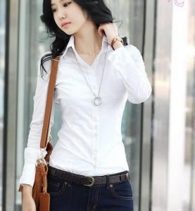 China women shirt,lady blouse,fashion shirt LYC1105 on sale