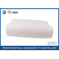 Buy cheap Tencel Connect with Mesh Pillow case Bamboo charcoal Memory Foam Contour Pillow product