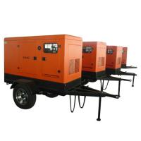 Quality 56KW, 70KVA Silent Lovol Diesel Generator Set 1500rpm Water - Cooled V64L for sale