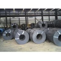 Quality Mill / Slit Edge Stainless Steel Metal Strips , 93 Hardness Hot Rolled Steel Strip for sale