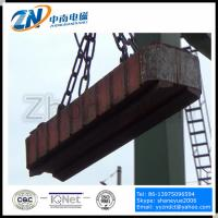 China Rectangular Type Electro Magnet for Lifting HIGH TEMPERATURE Wire Rod MW19-54072L/2 on sale