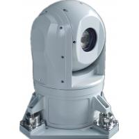 Quality USV EO IR Systems Shipborne Photoelectric Infrared System 2 Axis Gimbal for sale