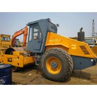 Quality 2.13m Second Hand Single Drum Road Roller Bomag Bw211d-3 No Oil Leakage for sale