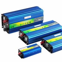China Off Grid 12v 2000w Vehicle Power Inverters Micro Control High Wattage Power Inverter on sale