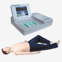 Quality ECG Adult First Aid Manikins with ACLS Computer Screen for Colleges Training for sale