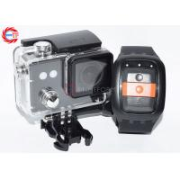 Buy cheap Diving Sport DV Black FHD 1080p Action Camera With 30m Waterproof Case product