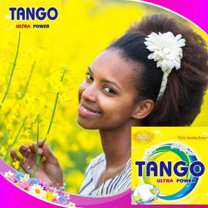Quality Tango detergent  powder washing powder for sale