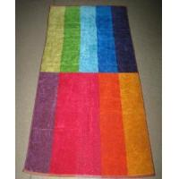 Quality Yarn Dyed Stripe Dobby Beach Towel for sale