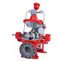 Buy cheap HSC UL Fire Fighting motor Pump sets with TECHTOP Engine and Eaton Controller from wholesalers
