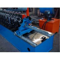 China Double  Light Keel Roll Forming Machine Working Speed 15 - 25 M / Min stud and Track on sale