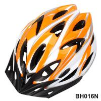 Quality EPS+PC Matrial in mold bicycle helmet headpiece for sale