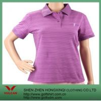 Quality The European Version Ladies Golf T-shirt for sale