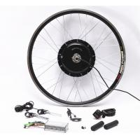 Quality Portable Light Weight Electric Mountain Bike Conversion Kit High Strength for sale