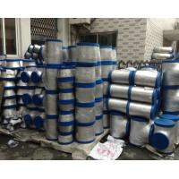 Quality A420 WPL3 WPL6  Butt Weld Fittings For Ambient and Lower Temperature for sale
