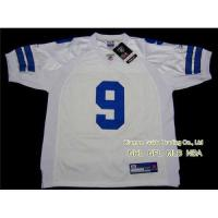 Quality New NFL Dallas Cowboys #9 Tony Romo White Jersey for sale