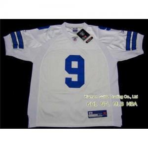 New NFL Dallas Cowboys #9 Tony Romo White Jersey