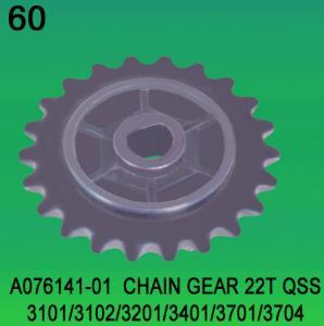 China A076141-01 CHAIN GEAR TEETH-22 FOR NORITSU qss3101,3102,3201,3401,3701,3704 minilab on sale