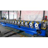 Buy cheap Straight & Tapered Standing Seam Roof Roll Forming Machine 7.5KW from wholesalers