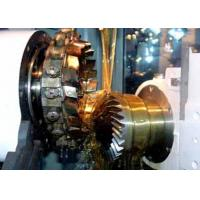 Quality Industrial CNC Gear Cutting Machines For Sprial Bevel, Cutting Depth 18mm for sale