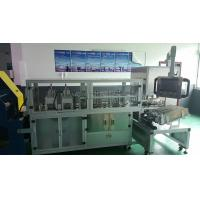 Buy cheap Filling Machine Non Woven Mask Making Machine , Stainless Steel Material Mask Non Woven Fabric Machine product