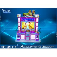 China Interactive Parkour Arcade Machine Coin Operated Video Entertainment Equipment on sale