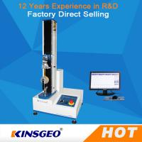 Buy cheap PC Control Tensile Testing Equipment , Tensile Strength Instrument KJ-1065B product