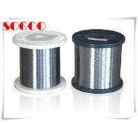 Quality Nicr 30 / 20  Nickel Chromium Resistance Wire High Strength For Electric Heating Industry for sale