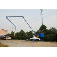Quality HG15 Spider Concrete Placing Boom 380V/50Hz Customized Color Outrigger Style for sale