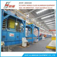 China Aluminium Extrusion Profile Intensive Air-Water-Mist Cooling System on sale