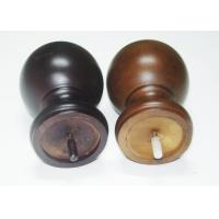 Buy cheap Eco - Friendly Sphere Wood Replacement Furniture Legs For Table 90 X 140 mm product